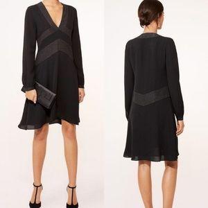 NWT Tory Burch Varenne Silk Tunic Dress sz 6